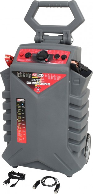 KS Tools 550.1725 Booster 12/24 V, 3400 A